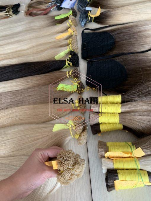tape hair, tape blond color, tape in hair, elsa hair