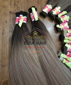 Ombre hair, elsa hair