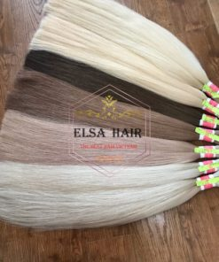 Bulk hair, elsa hair extension