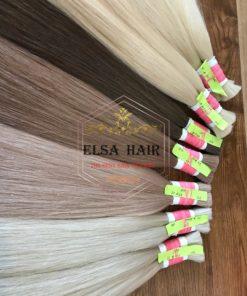 Bulk hair, elsa hair extension