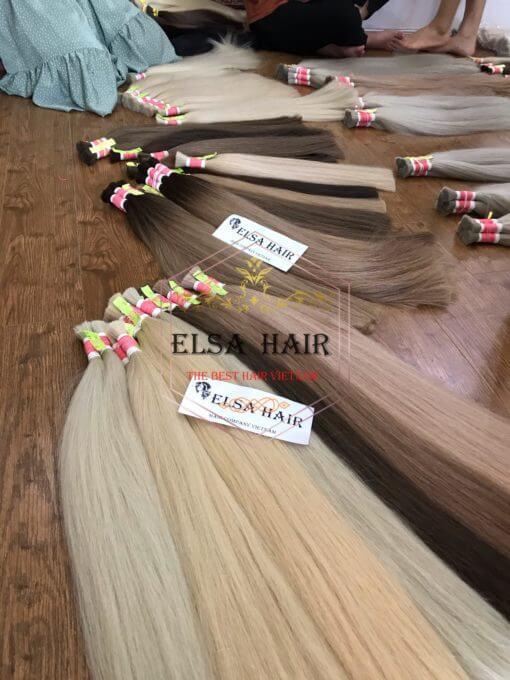 Bulk hair, elsa hair