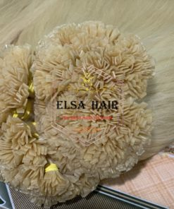 Flat tip hair extension elsa