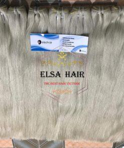 weft hair extension elsa