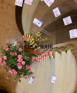 Bulk hair, elsa hair, hair extension